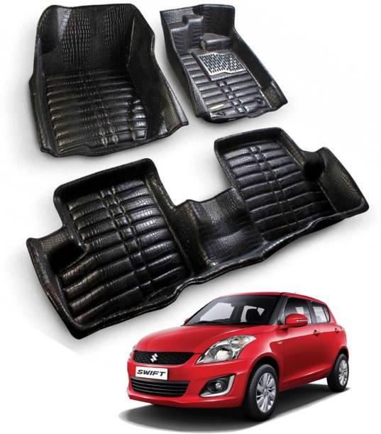 Cardon Plastic 5D Mat For  Maruti Suzuki New Swift