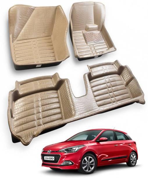 Cardon Plastic 5D Mat For  Hyundai Elite i20