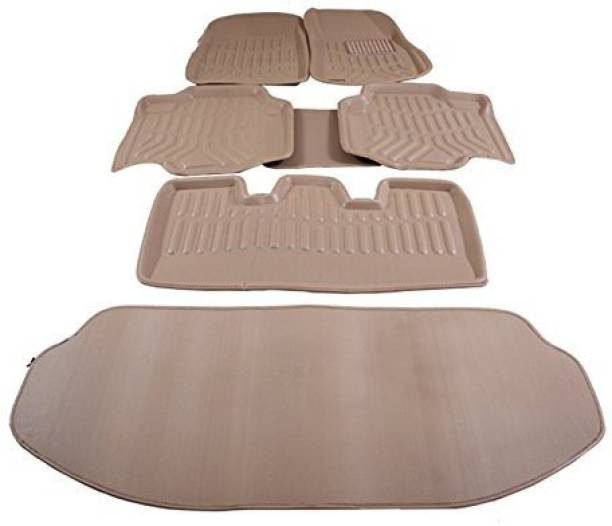 BLACK EAGLE Plastic Standard Mat For  Maruti Suzuki Ertiga