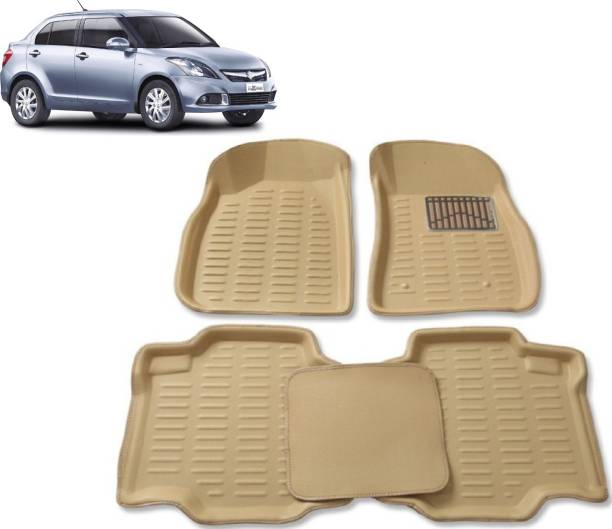 Carcoverpoint Vinyl 3D Mat For  Maruti Suzuki Swift Dzire