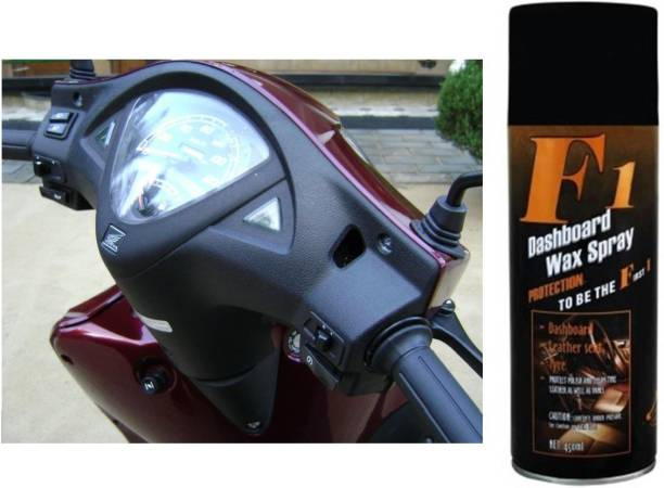 BikerZZZcluB Liquid Car Polish for Leather, Tyres, Dashboard