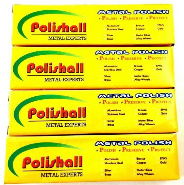 POLISHALL Paste Car Polish for Metal Parts