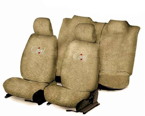 Wishwell Cotton Car Seat Cover For Toyota Qualis