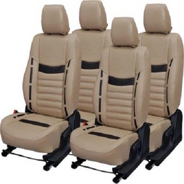 Khushal Leatherette, PU Leather Car Seat Cover For Maruti Alto 800