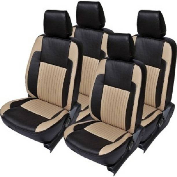 Khushal Leatherette, PU Leather Car Seat Cover For Maruti Alto 800