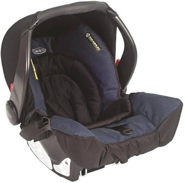 GRACO Evo Snugfix Car Seat - Navy Blue Baby Car Seat