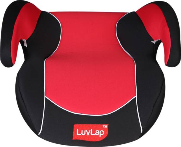 LuvLap Backless Booster Baby Car Seat Baby Car Seat