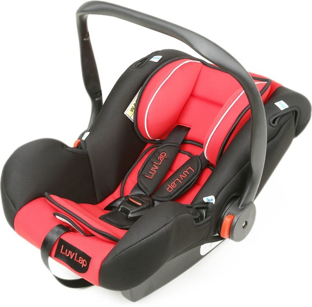 LuvLap Rearward Facing Baby Carseat Cum Carry Cot