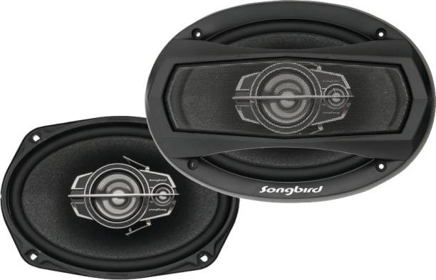 songbird 6''X9'' Oval 500W Max 3 Way SB-B69-75 Coaxial Car Speaker