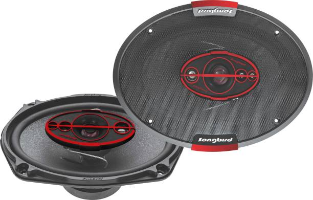 songbird 6''x9'' Oval 650W Max 5 WAY SB-B69-96 Coaxial Car Speaker