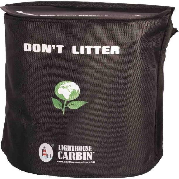 Protos Lighthouse Water Proof Car Trash Bin Car Trash Bin Bag