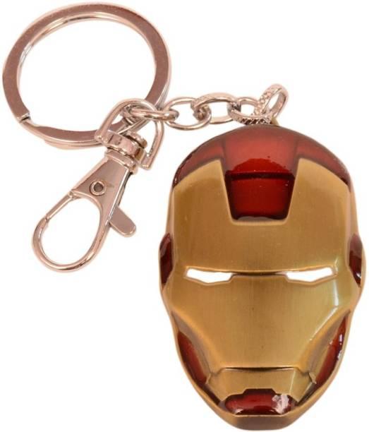 KSS GADGETS Iron Man skull Key Chain