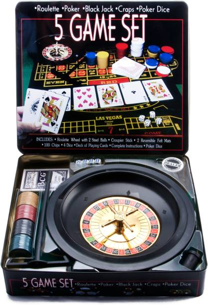 VICTORY Casino Game Set