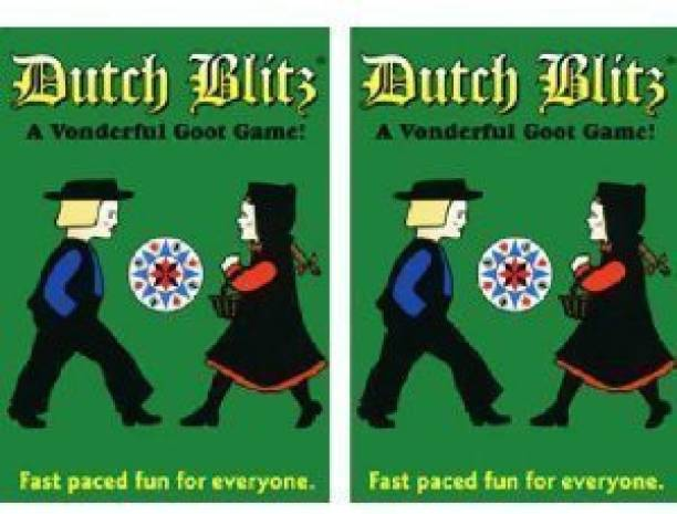 Dutch Blitz Card Games Buy Dutch Blitz Card Games Online At Best
