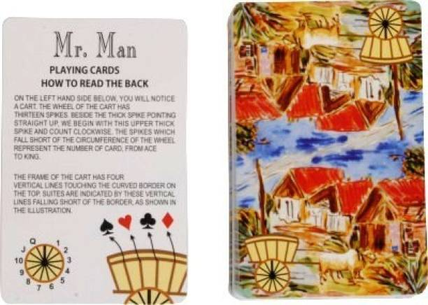 Out Of Box Spy Magic Playing Cards Best For Flash Duplex Centered Board MM
