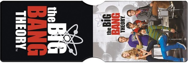 The Big Bang Theory Classroom 6 Card Holder