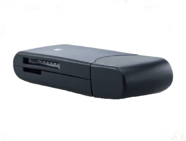 Card readers buy sd memory card reader adapters online at best iball cr 24 card reader reheart Images