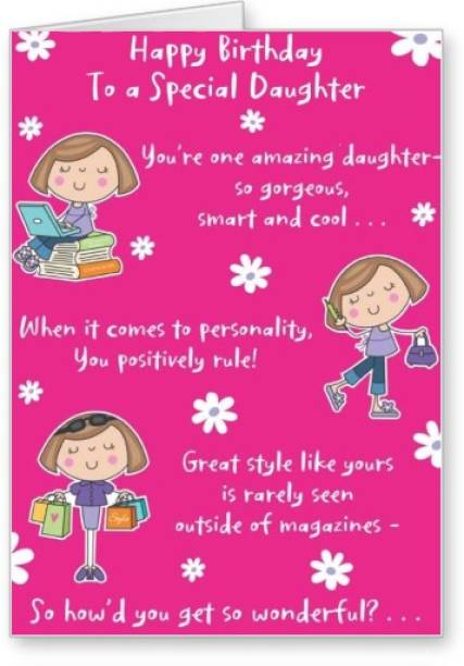 Birthday Card Buy Birthday Card Online At Best Prices In India