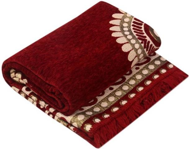 PariHomefurnishing Multicolor Cotton Carpet