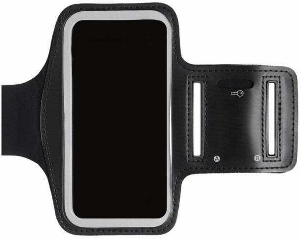VibeX Arm Band Case for Waterproof Sports Running® Jogging GYM Belt Cover™ Holder for iPhone 6 4.7'' Mobile Phone with Key Holder