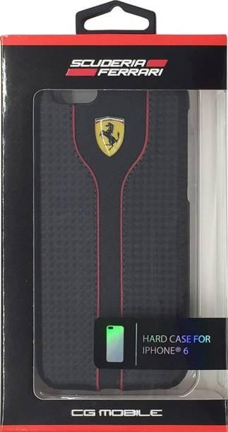 Ferrari Back Cover for Apple iPhone 6