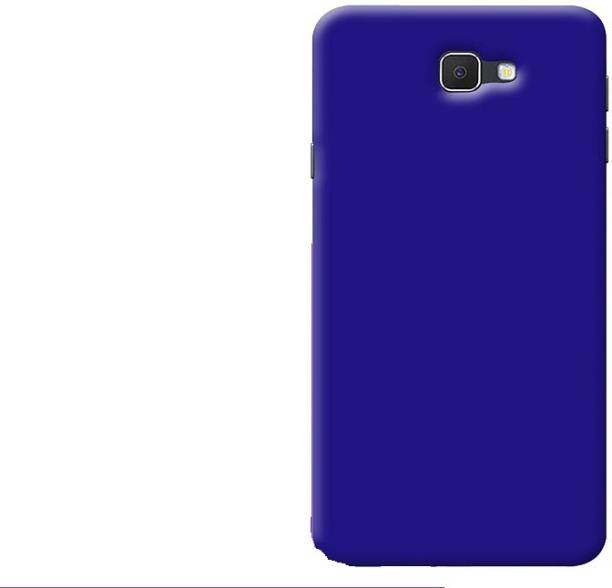 BESTTALK Back Cover for Samsung Galaxy J7 Prime Blue