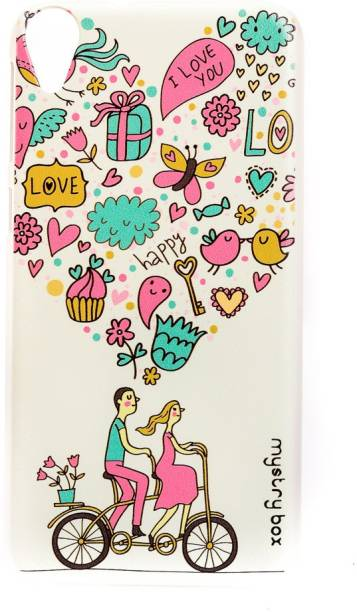 Mystry Box Back Cover for HTC Desire 820