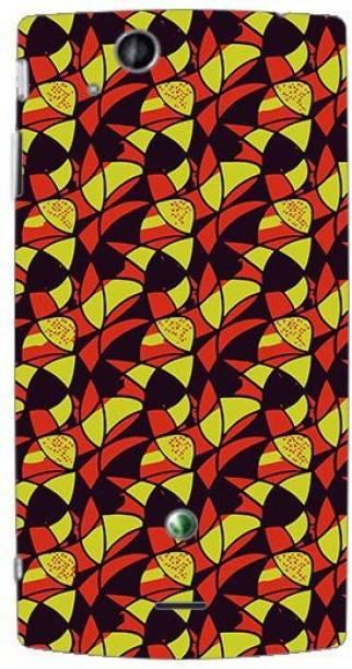 Garmor Back Cover for Sony Ericsson Xperia Arc X12