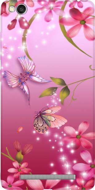 SWAGMYCASE Back Cover for Mi Redmi 3S Prime