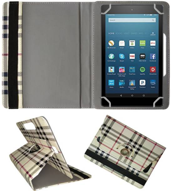 Fastway Book Cover for Amazon Fire HD 8 Tablet