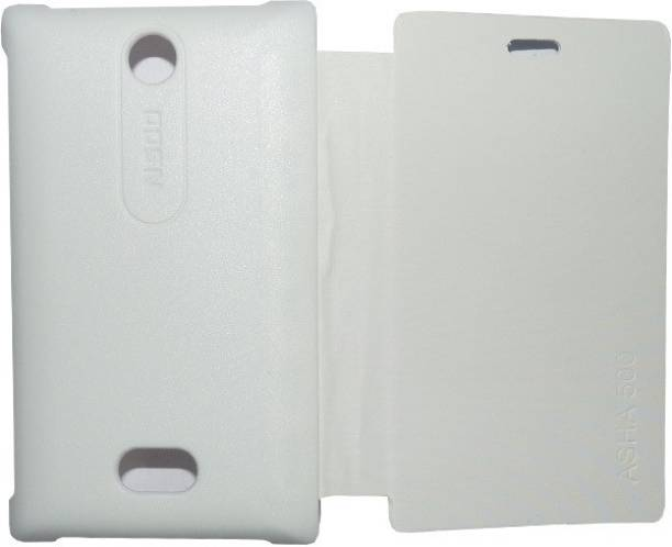 Iway Flip Cover for Nokia Asha 500