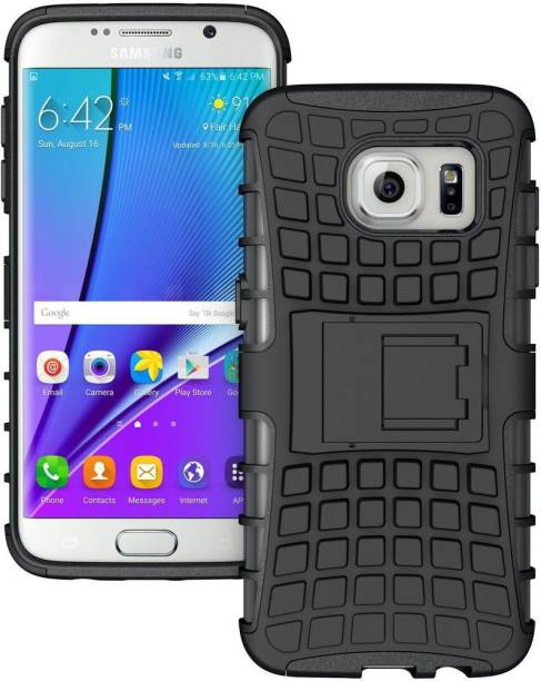 Armor Back Cover for Samsung Galaxy S7 Edge