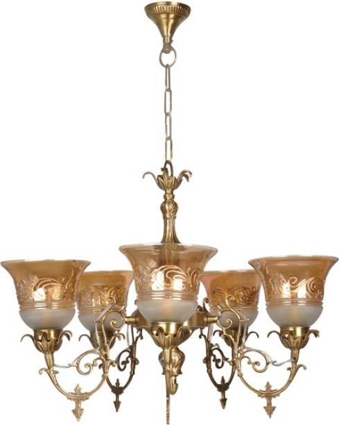 Gold Plated Ceiling Lamps