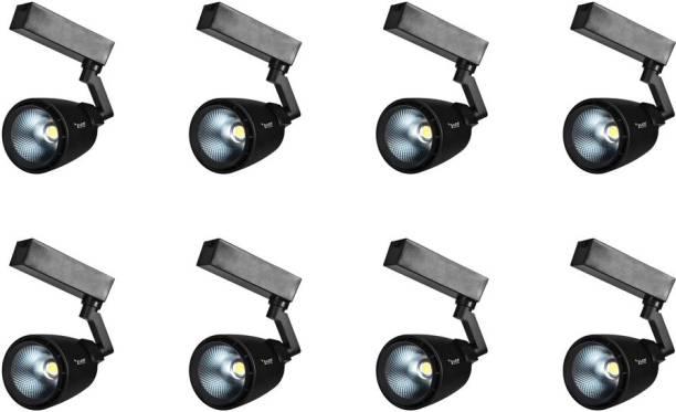 Imperial 30-watt LED Track Light (Mispi Series,Pack of 8,Cool day White,CCT-6000-6500K) Track Lights Ceiling Lamp