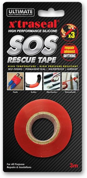 XTRASEAL SINGLE SIDE HANDHELD RESCUE TAPE (MANUAL)