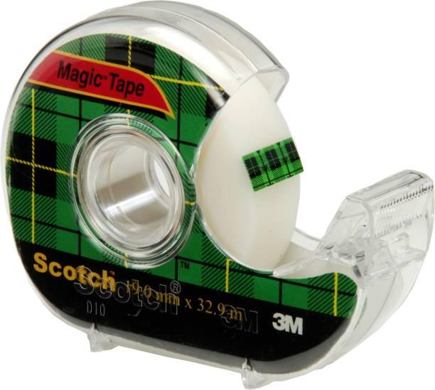 Scotch Super series Single Sided Desktop Tape Dispensers (Manual)