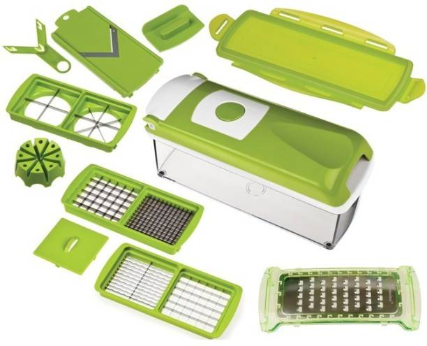 mtc all in one dicer grater multi purpose unbreakable chopper - Mtc Kitchen