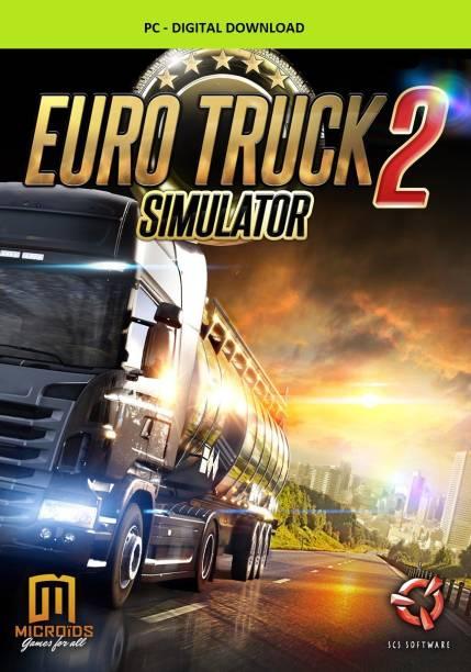 The Euro Truck Simulator 2