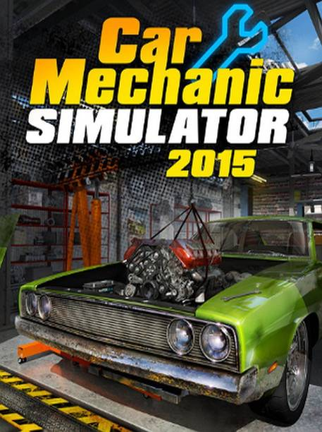Car Mechanic Simulator 2015 -Digital Code