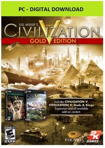 Sid Meier's Civilization V: Gold Edition Gold Edition