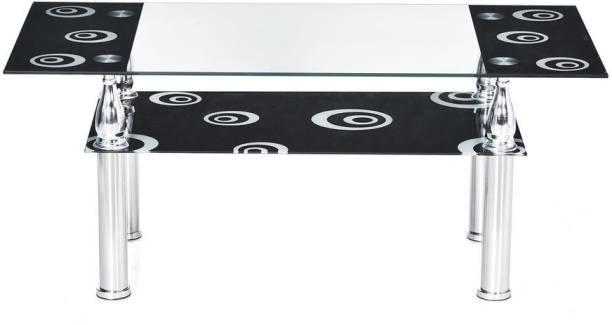 Nilkamal Corolla Metal Coffee Table