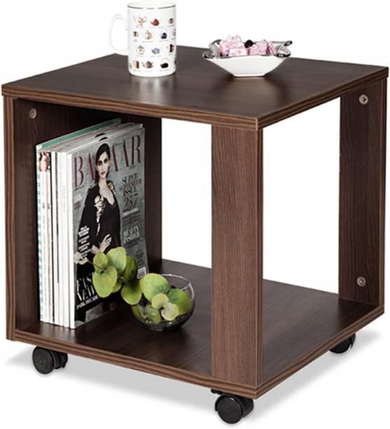 Delite Kom Allen Engineered Wood Side Table