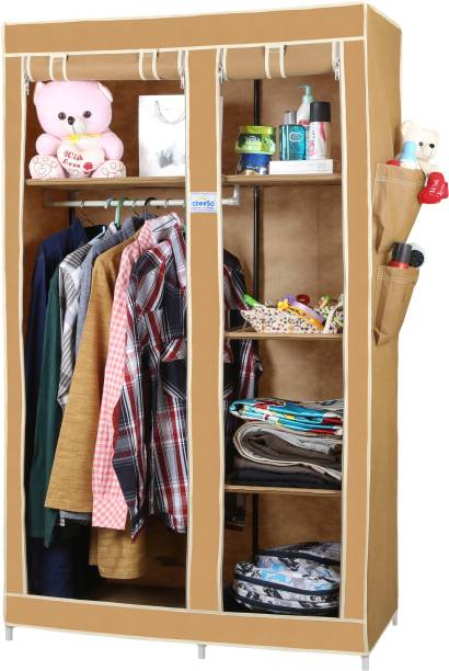 cbeeso CB260 Stainless Steel Collapsible Wardrobe