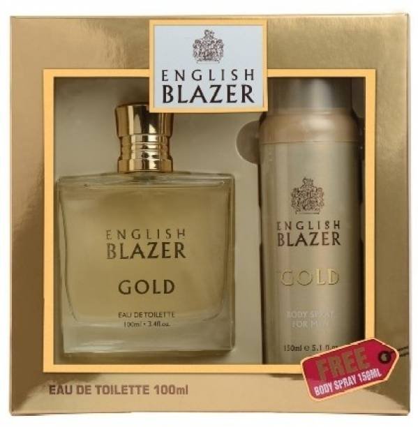 English Blazer English Blazer Gift Set Gift Set
