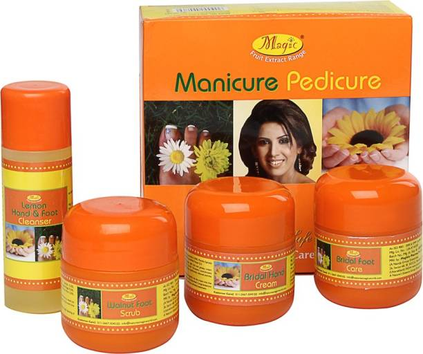 Nature's Essence Magic Manicure Pedicure Kit