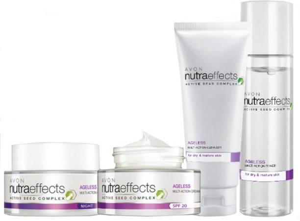 AVON NutraEffects Ageless Full Treatment