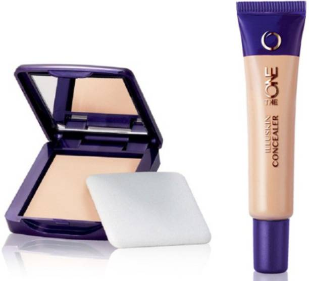 Oriflame Sweden The One Illuskin Compact(medium) and Concealer(light)
