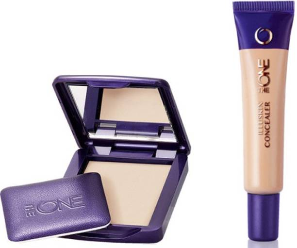 Oriflame Sweden The One Illuskin Compact and concealer