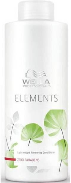 Wella Professionals Element LightWeight Renewing Zero Paraben Conditioner 1000ml