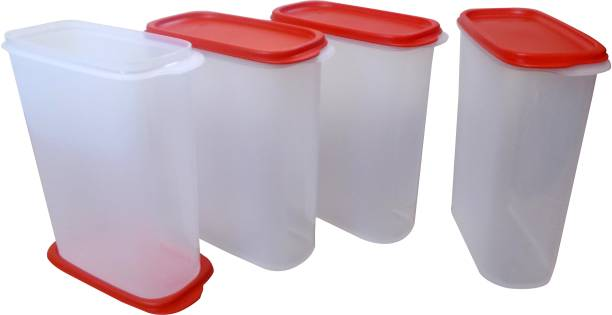 Tupperware Smart Saver Storage Containers - 2300 ml Plastic Grocery Container